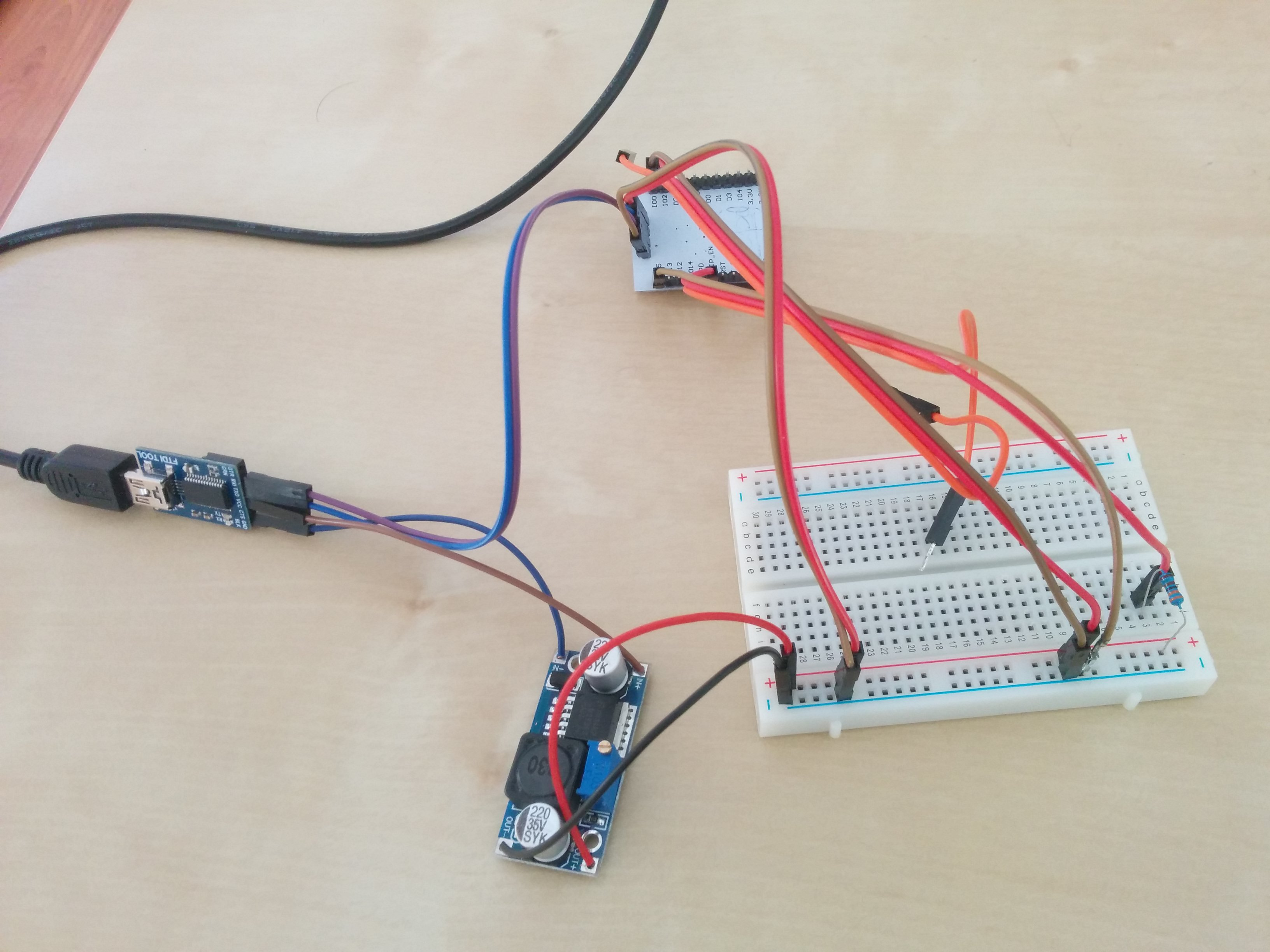 ESP8266 with AT Commands – Connect from PC with PuTTY